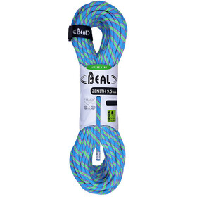 Beal Zenith Rope 9,5mm x 40m, blue